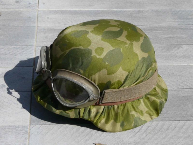 Comment améliorer des casques allemands  3_camo12