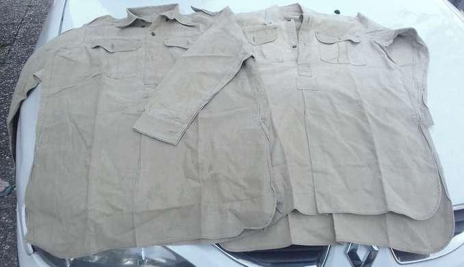 Chemises FR 2eme guerre ??? Chemis12