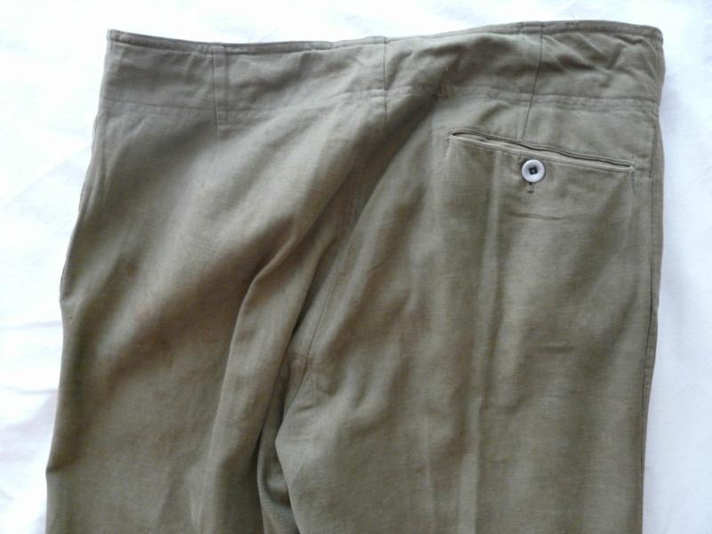 Pantalon droit AK troupe daté 1941 Dos_ha10
