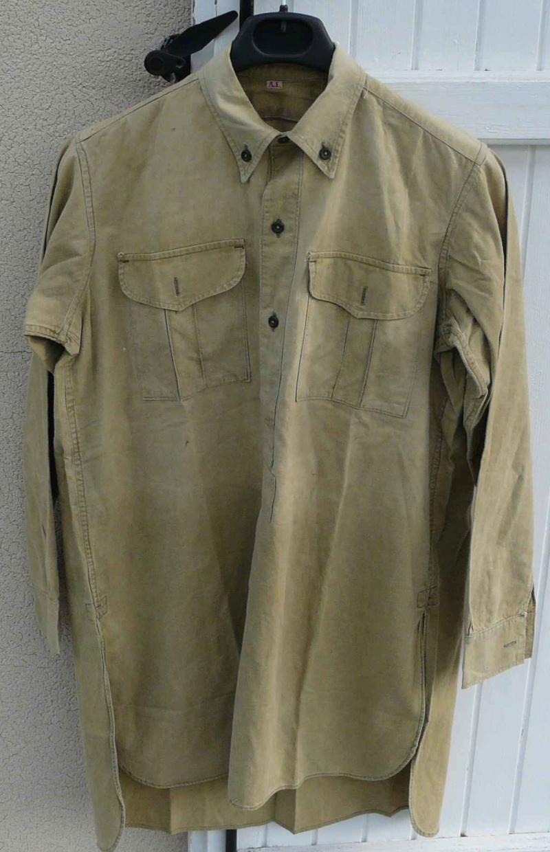Chemises FR 2eme guerre ??? Face26