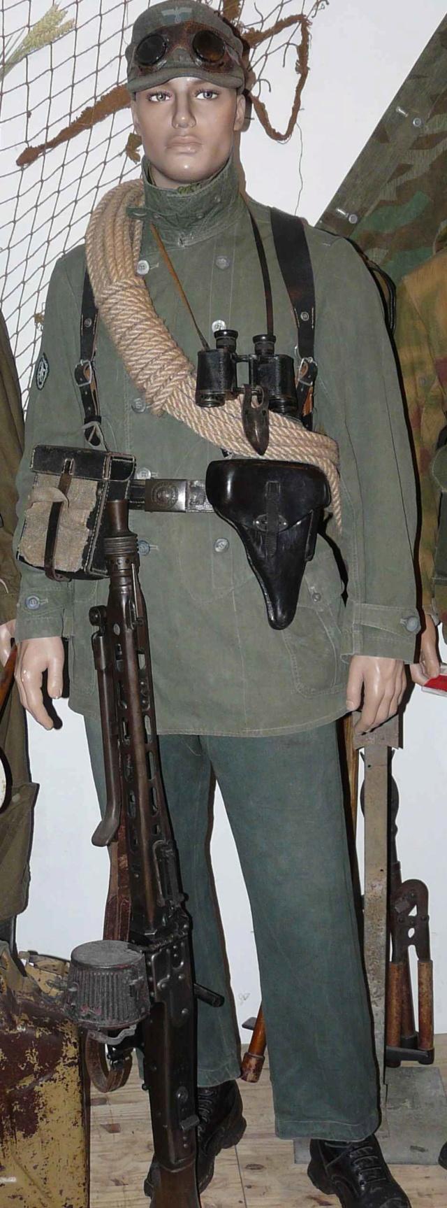 Mannequin Gebirgsjager Face_t10