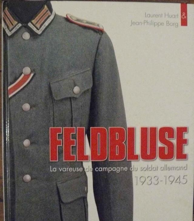 comment reconnaitre une vareuse pour le novice Feldbl12