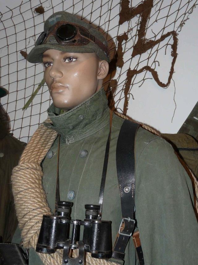 Mannequin Gebirgsjager Gauche10