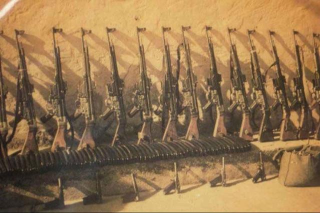 Documentation pour tournage de film sur la Guerre d'Algérie Stg4410
