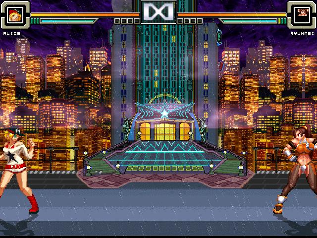 Kingdom Hearts Memorial Skyscraper [Stage Releases] Mugen010