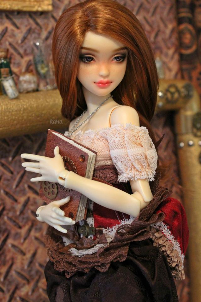 [Youpla Dolls Ziya] ★ Asphalione II (p.7) ★ - Page 6 Asphal10