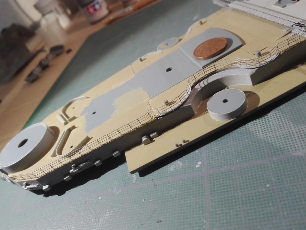 Bismarck par HellCat76 1/350 Academy, kit eduard - Page 8 Img_2013