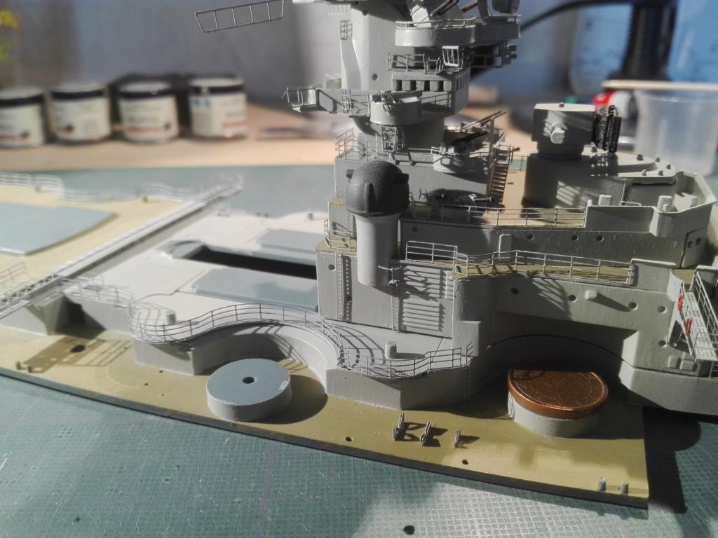 Bismarck par HellCat76 1/350 Academy, kit eduard - Page 9 Img_2029