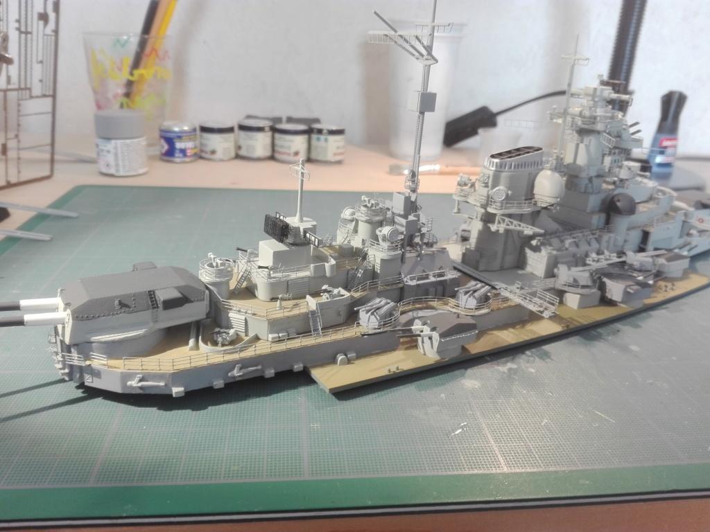 Bismarck par HellCat76 1/350 Academy, kit eduard - Page 9 Img_2046