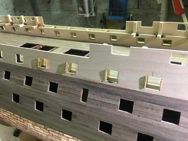 Nochmals ein Bauversuch, die H.M.S. Victory gebaut von Helling - Seite 2 Vic_2e18