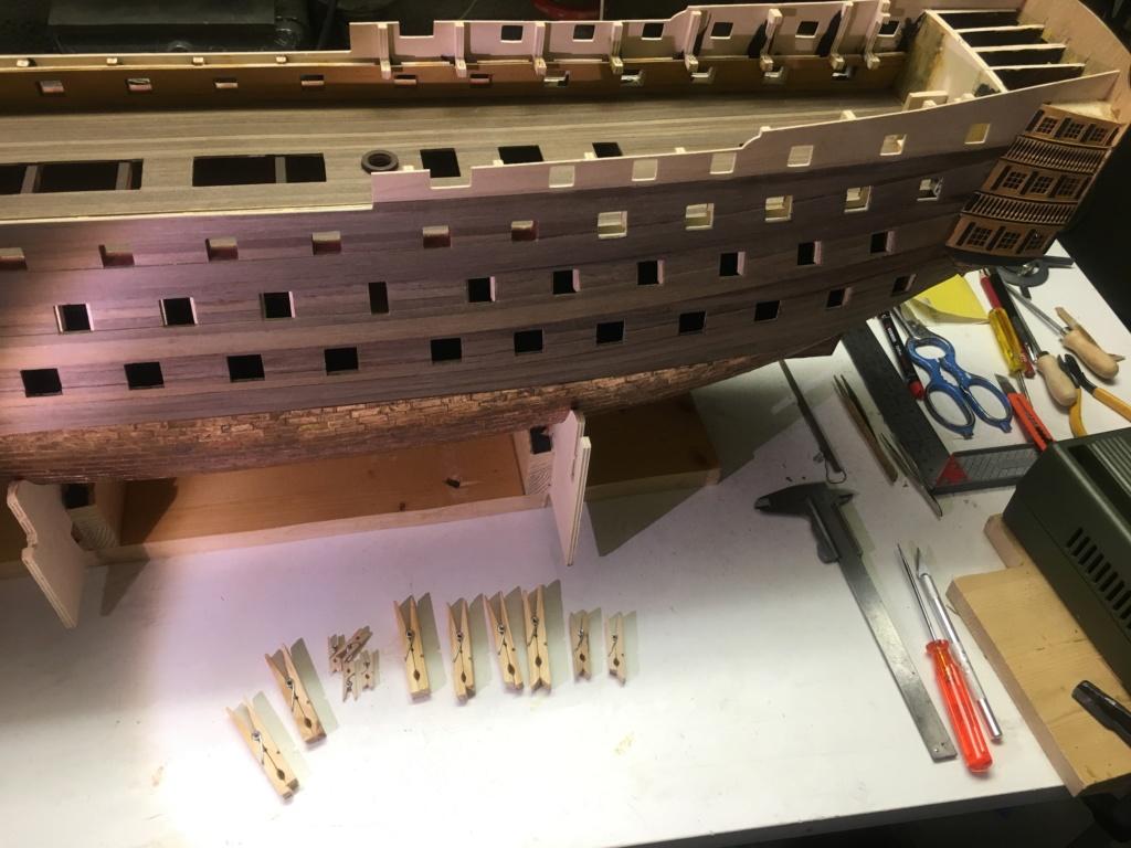 Nochmals ein Bauversuch, die H.M.S. Victory gebaut von Helling - Seite 2 Vic_2e22