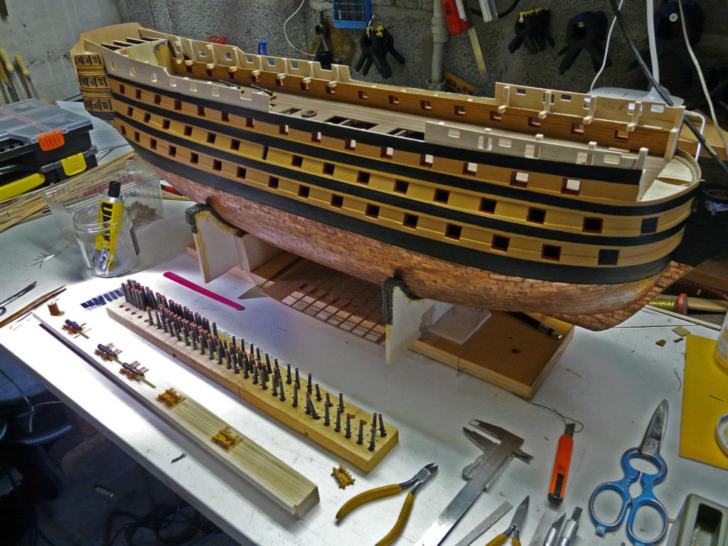 Nochmals ein Bauversuch, die H.M.S. Victory gebaut von Helling - Seite 2 Vic_2e31