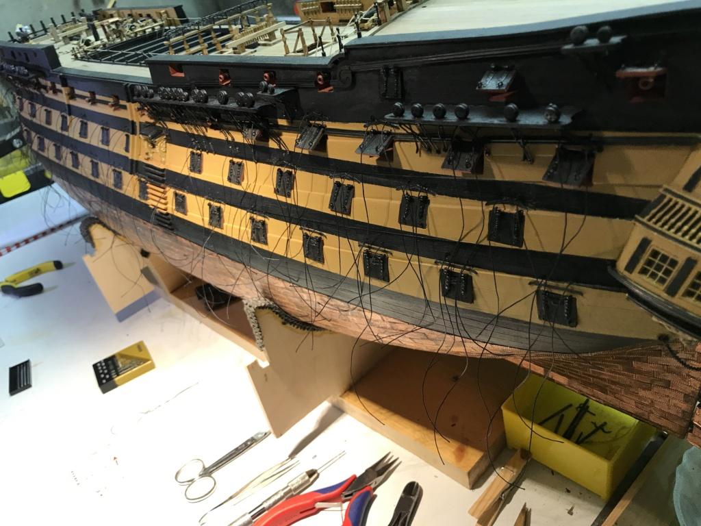 Nochmals ein Bauversuch, die H.M.S. Victory gebaut von Helling - Seite 4 Vic_2f67