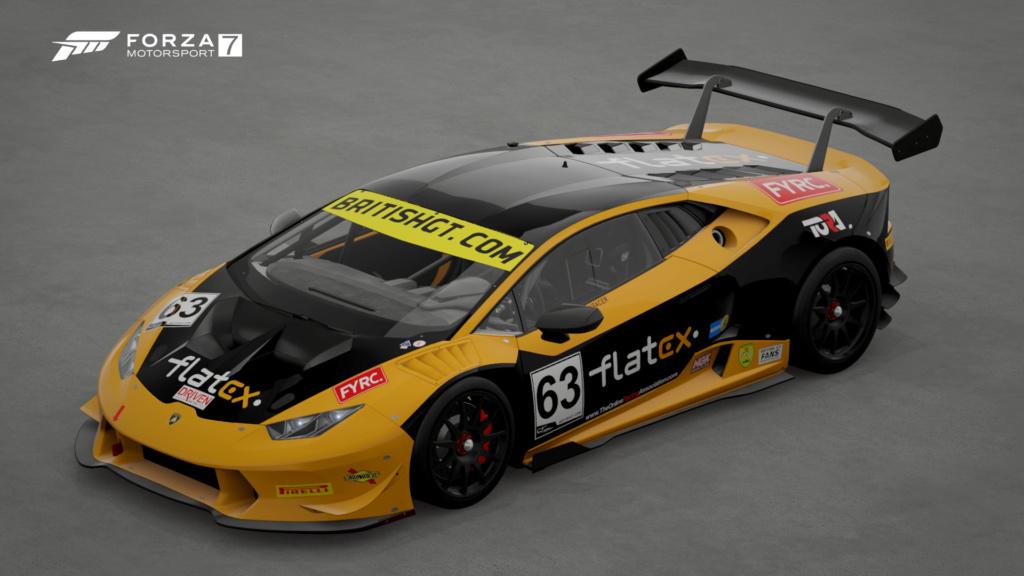 British GT eSports Championship 2019 - GALLERY Nivrac11