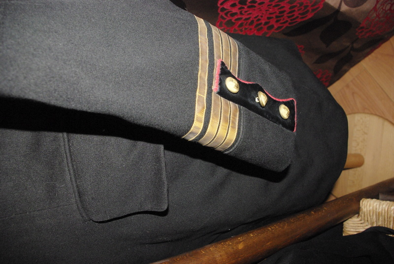 Tenue 31 Commandant 18 éme Génie ESC - JUIN 4 VENDUE _igp0418