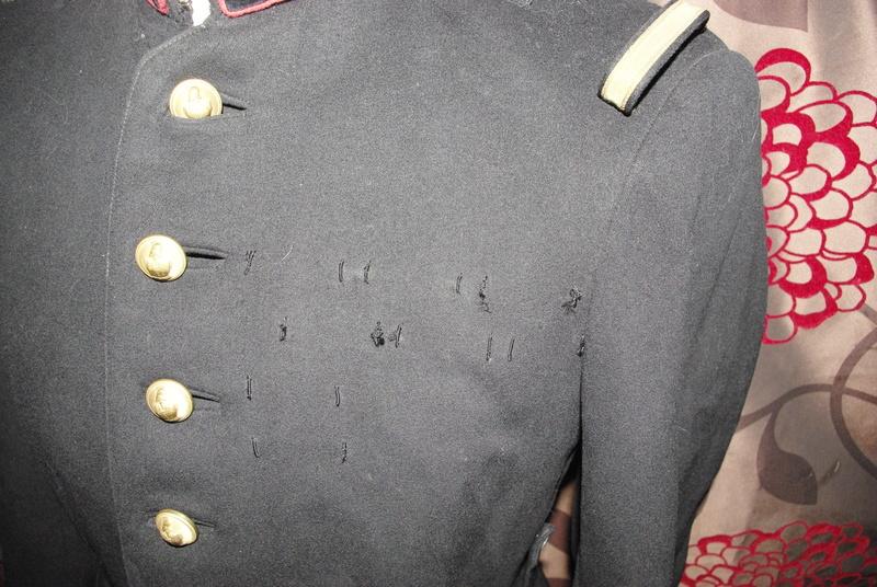 Tenue 31 Commandant 18 éme Génie ESC - JUIN 4 VENDUE _igp0420