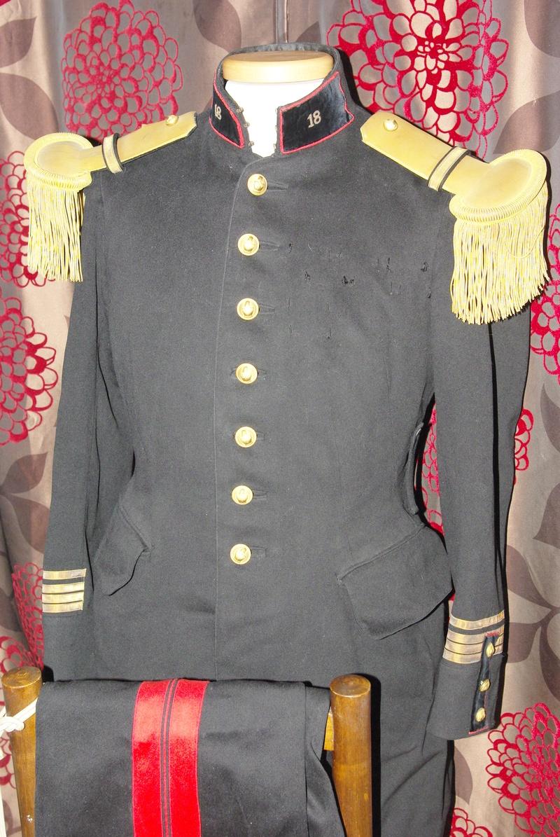 Tenue 31 Commandant 18 éme Génie ESC - JUIN 4 VENDUE _igp0421