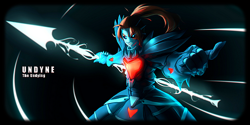 Undyne the undying 42006010