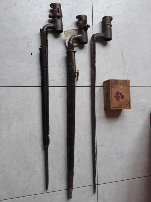 Marquages baionnettes 1853 Anglaises  20190719