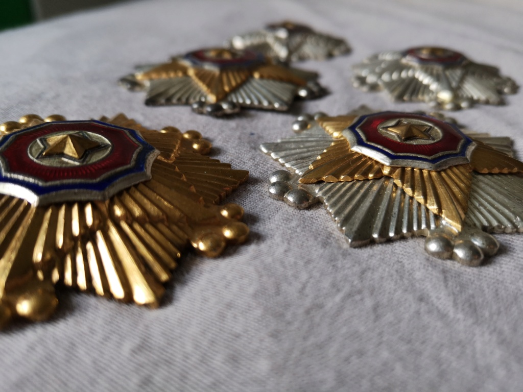 Ordres et médailles Corée du Nord Img_2026
