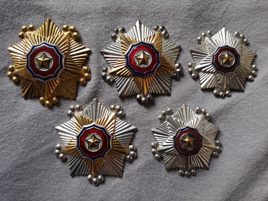 Ordres et médailles Corée du Nord Img_2028