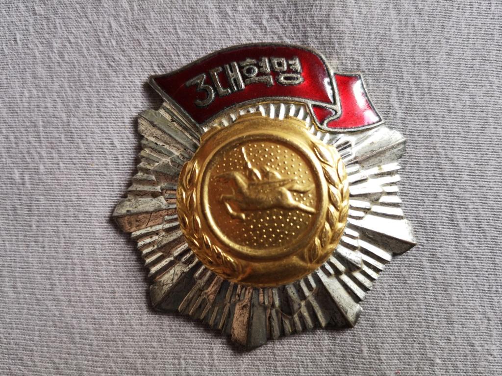 Ordres et médailles Corée du Nord Img_2032