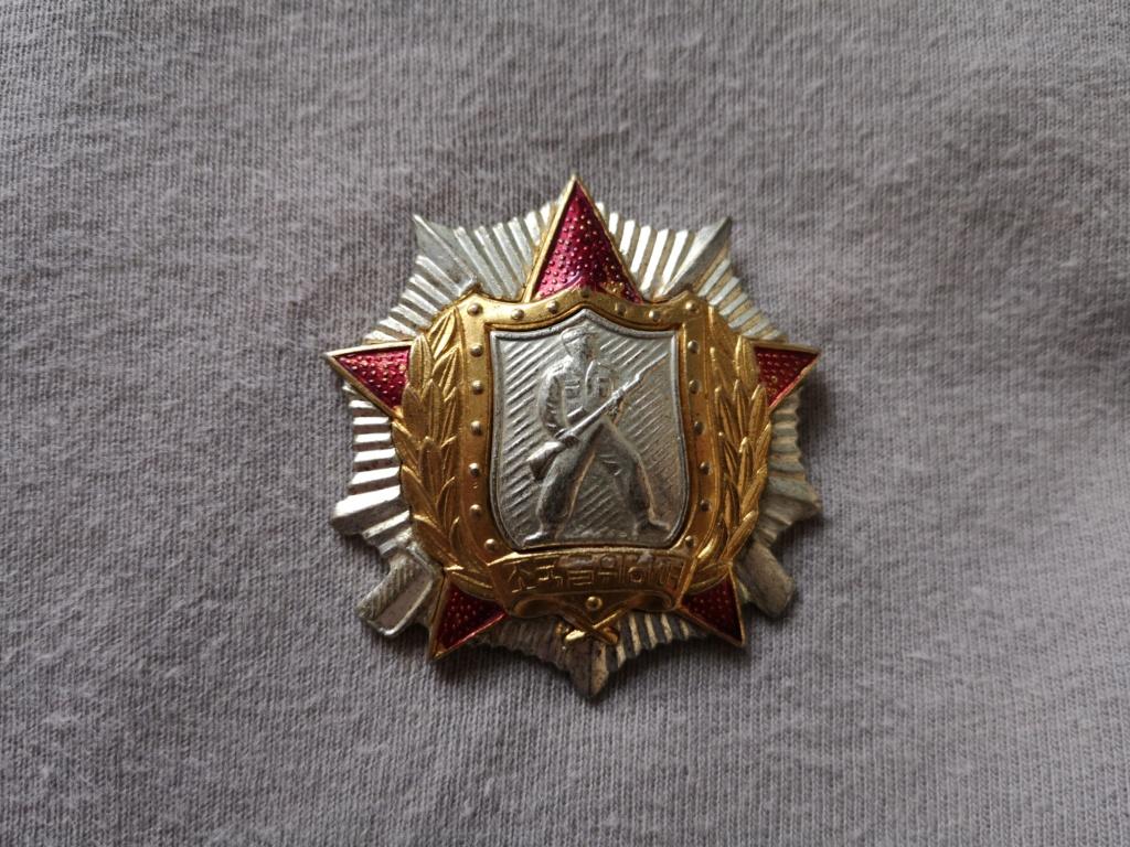 Ordres et médailles Corée du Nord Img_2037