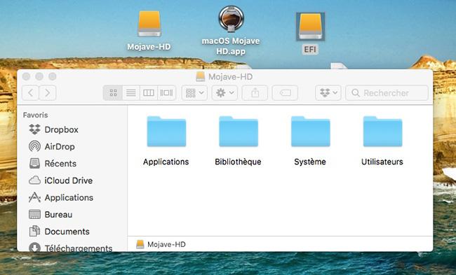 macOS Mojave HD 112