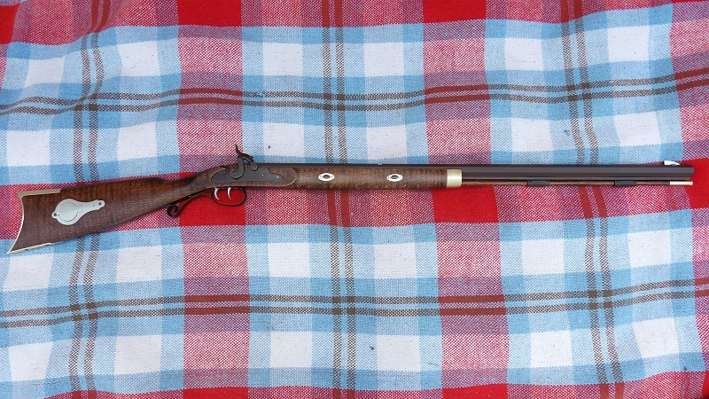 One more Mountain Rifle Kit done! 100_1913