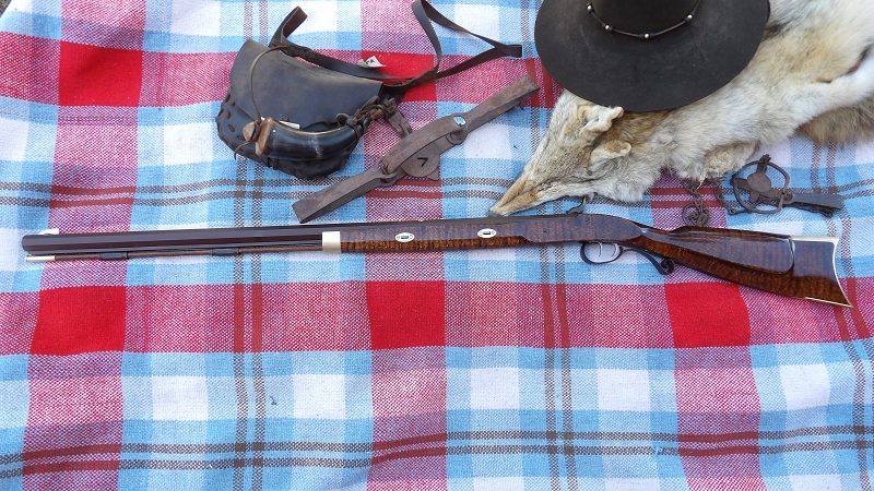 One more Mountain Rifle Kit done! 100_1919