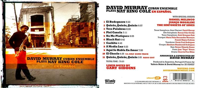 Jazz afro-cubain & musiques latinos - Playlist Mi000310