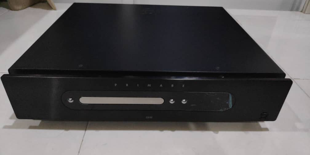 Primare cd32 cd player (Sold) Img-2044