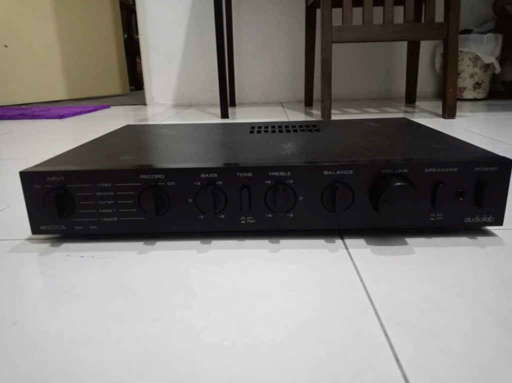 Audiolab 8000a integrated amp (sold)  Img-2061