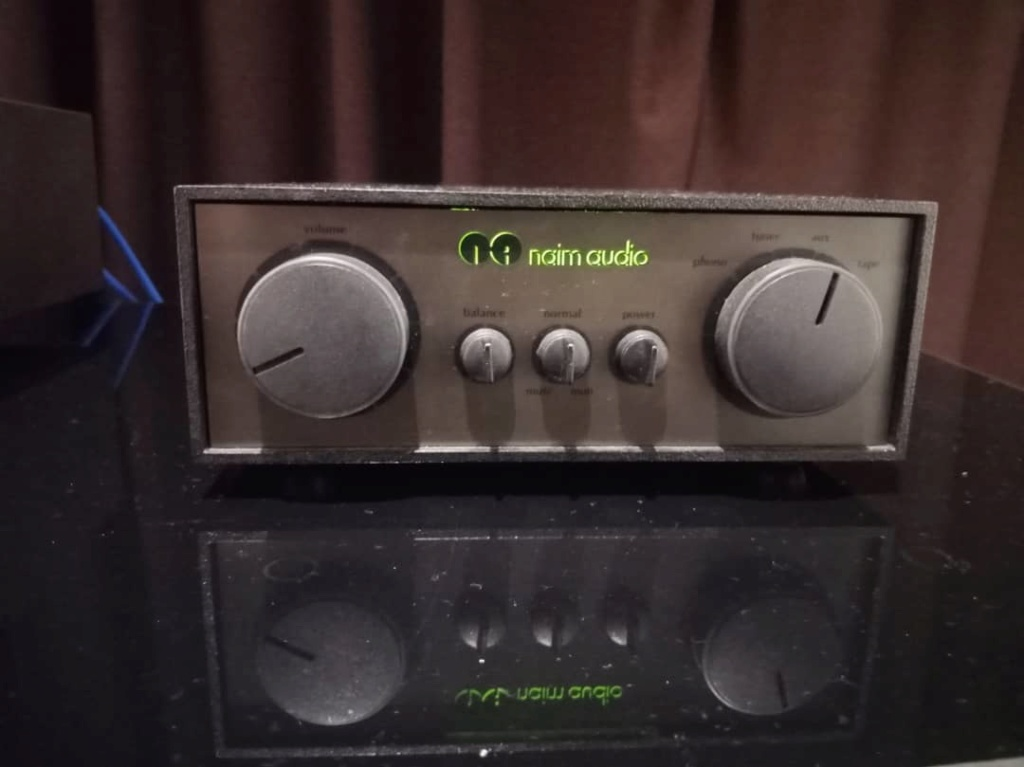 Naim nait 2 integrated amplifier  Img-2075