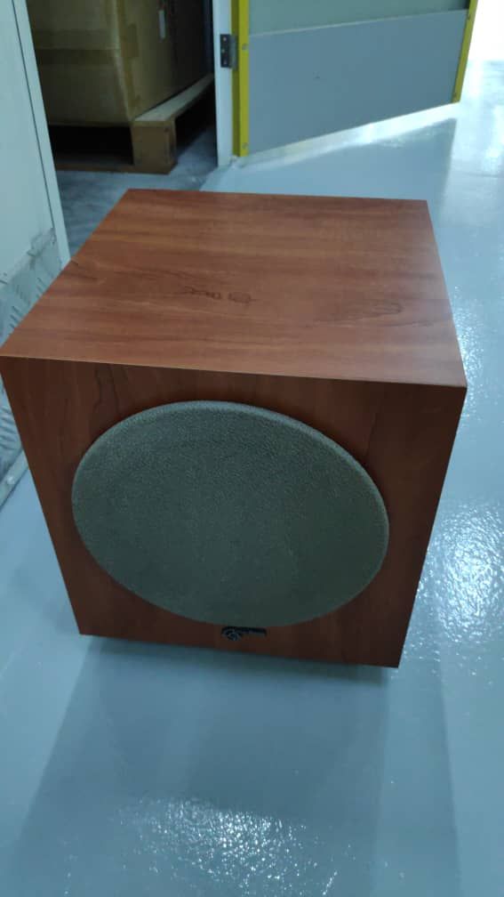 Audio pro sub+ subwoofer  Img-2103
