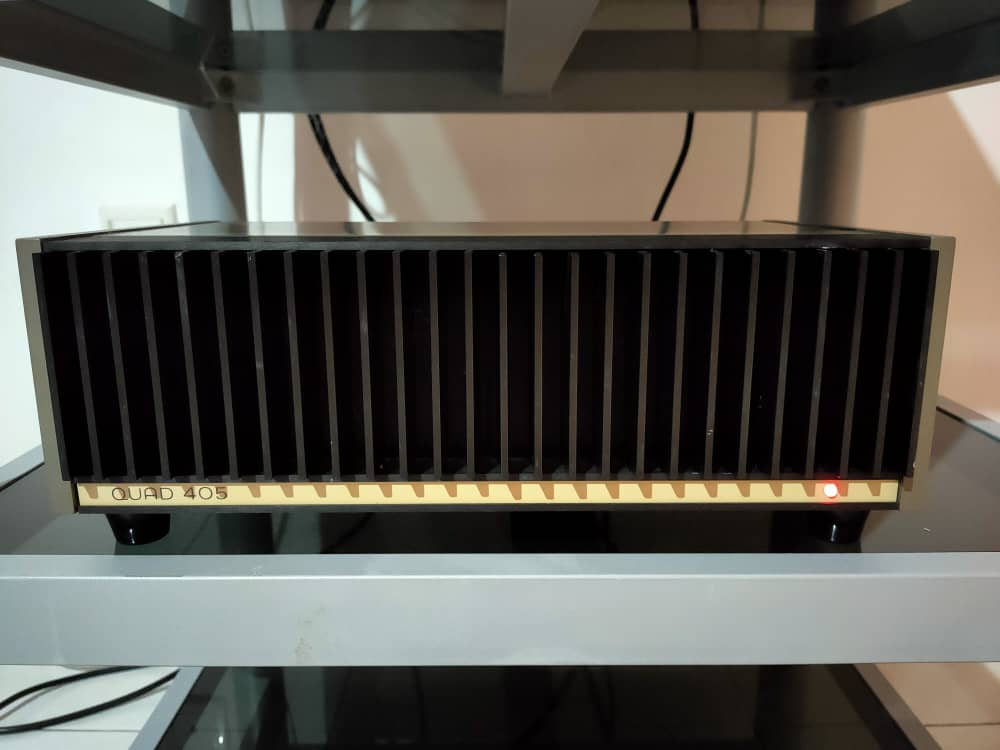 Quad 405 power amp Img-2110