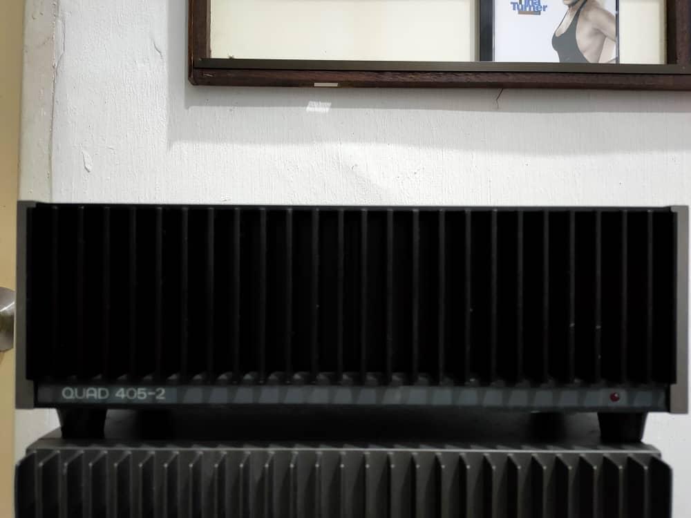 Quad 405. 2 power amp Img-2119