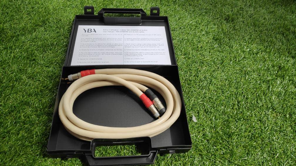 Yba diamond rca cable Img-2137
