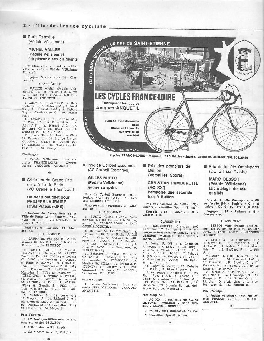 Annonce: Coureurs et Clubs de juin 1979 à juin 1981 - Page 38 00610