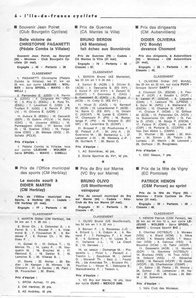 Annonce: Coureurs et Clubs de juin 1979 à juin 1981 - Page 38 02010
