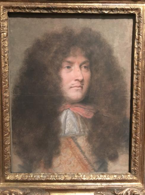 Exposition Pastels des XVII et XVIIIe siècles Louvre 2018 Captur14