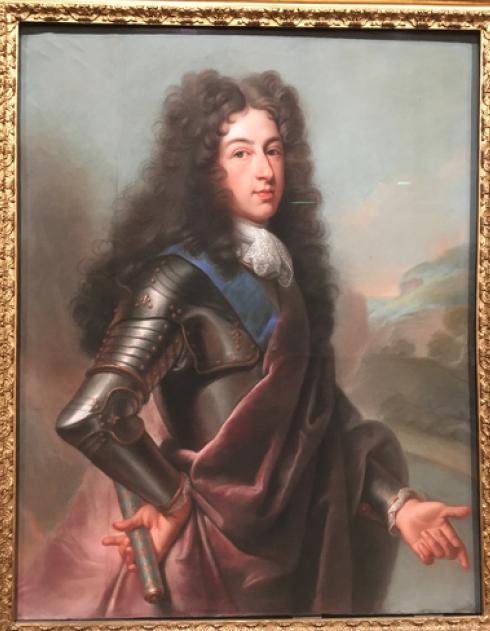 Exposition Pastels des XVII et XVIIIe siècles Louvre 2018 Captur16