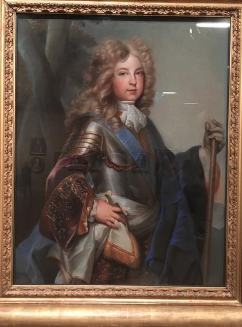 Exposition Pastels des XVII et XVIIIe siècles Louvre 2018 Captur17