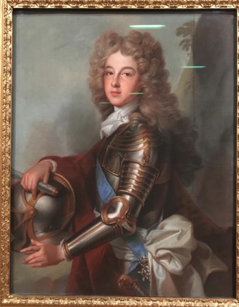 Exposition Pastels des XVII et XVIIIe siècles Louvre 2018 Captur18