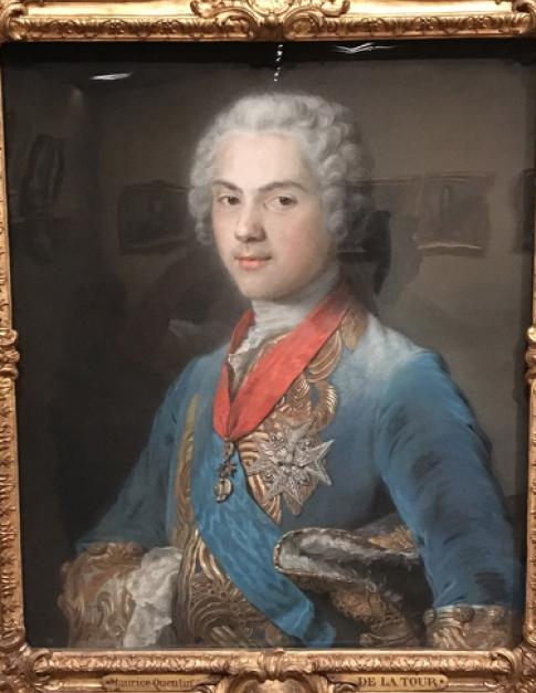 Exposition Pastels des XVII et XVIIIe siècles Louvre 2018 Captur22