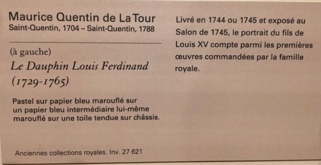 Exposition Pastels des XVII et XVIIIe siècles Louvre 2018 Captur23