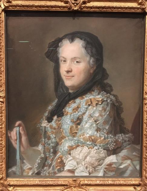 Exposition Pastels des XVII et XVIIIe siècles Louvre 2018 Captur24