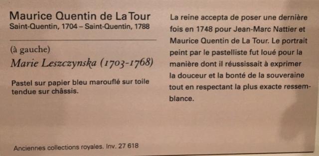 Exposition Pastels des XVII et XVIIIe siècles Louvre 2018 Captur25