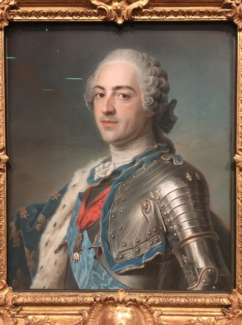 Exposition Pastels des XVII et XVIIIe siècles Louvre 2018 Captur26