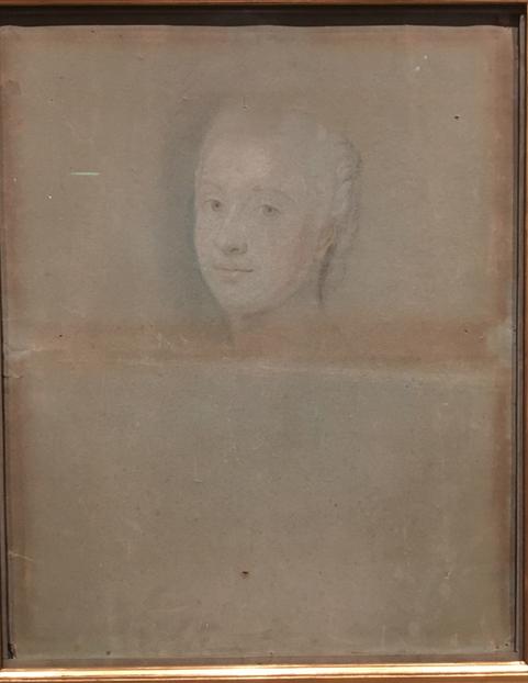 Exposition Pastels des XVII et XVIIIe siècles Louvre 2018 Captur28